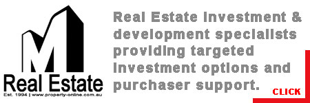 M Real Estate, Property Investment and deveopment specialists.